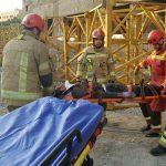 حادثه سقوط تاور کرین